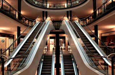 escalator stairs metal segments architecture 54581 400x263 - Commercial Second Mortgage